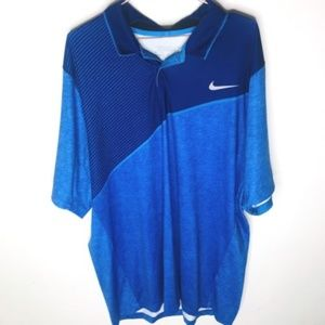 Nike Golf Mens Athletic Short Sleeve Polo Shirt XL